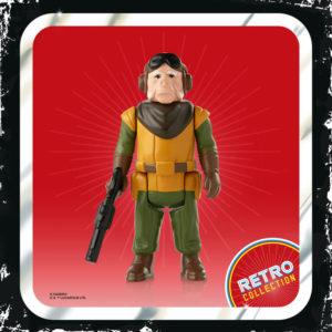 KUIIL FIGURINE STAR WARS THE MANDALORIAN RETRO COLLECTION HASBRO 10 CM 5010993809103 kingdom-figurine.fr
