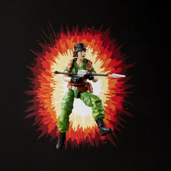 LADY JANE FIGURINE G.I. JOE RETRO COLLECTION SERIES HASBRO 5010993797363 kingdom-figurine.fr (4)
