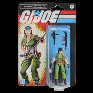 LADY JANE FIGURINE G.I. JOE RETRO COLLECTION SERIES HASBRO 5010993797363 kingdom-figurine.fr