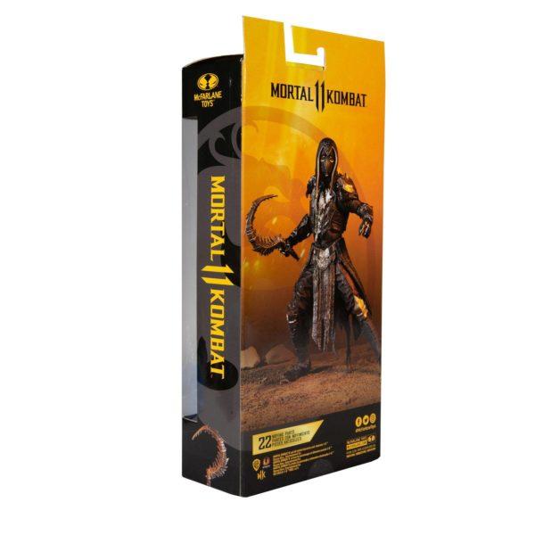 NOOB SAIBOT FIGURINE MORTAL KOMBAT McFARLANE TOYS 18 CM 787926110463 kingdom-figurine.fr (11)