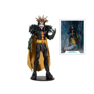 ROBIN KING FIGURINE BATMAN DARK NIGHTS DEATH METAL McFARLANE TOYS 18 CM 787926154191 kingdom-figurine.fr