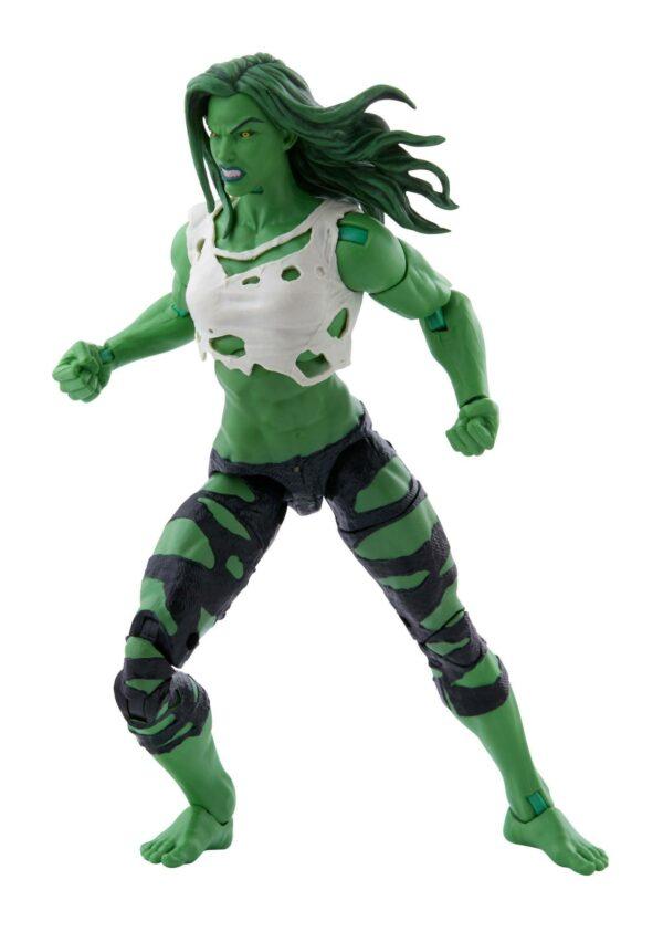 SHE-HULK FIGURINE MARVEL LEGENDS HASBRO 15 CM 5010993842391 kingdom-figurine.fr (3)