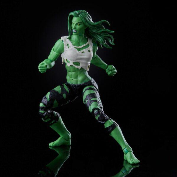 SHE-HULK FIGURINE MARVEL LEGENDS HASBRO 15 CM 5010993842391 kingdom-figurine.fr (8)
