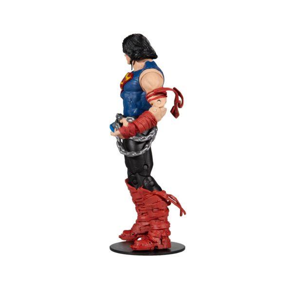 SUPERMAN FIGURINE BATMAN DARK NIGHTS DEATH METAL McFARLANE TOYS 18 CM 787926154177 kingdom-figurine.fr (2)