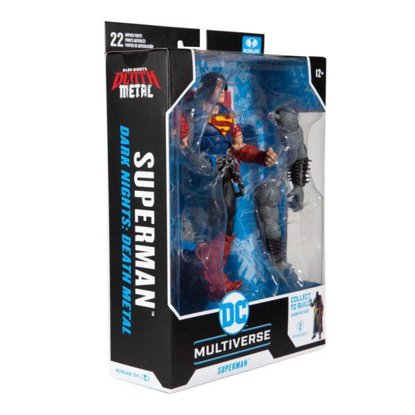 SUPERMAN FIGURINE BATMAN DARK NIGHTS DEATH METAL McFARLANE TOYS 18 CM 787926154177 kingdom-figurine.fr (9)