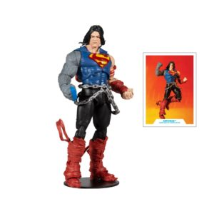SUPERMAN FIGURINE BATMAN DARK NIGHTS DEATH METAL McFARLANE TOYS 18 CM 787926154177 kingdom-figurine.fr