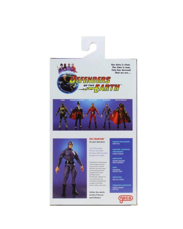 THE PHANTOM FIGURINE LES DEFENSEURS DE LA TERRE NECA 18 CM 634482426029 kingdom-figurine.fr (8)
