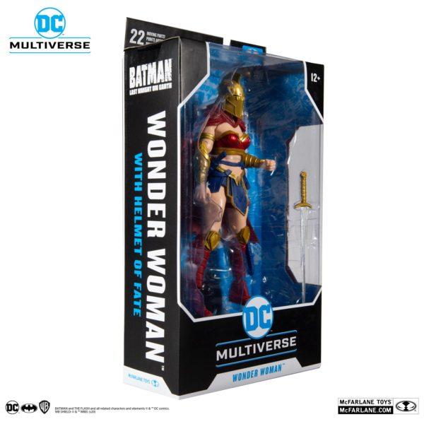 WONDER WOMAN WITH HELMET FIGURINE LAST KNIGHT ON EARTH McFARLANE TOYS 18 CM 787926151756 kingdom-figurine.fr (9)