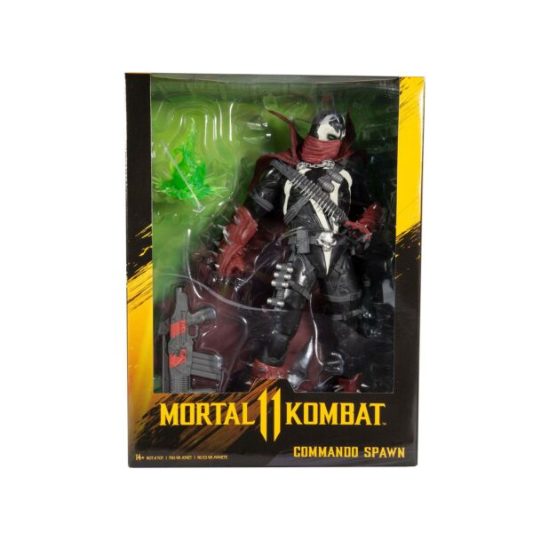 COMMANDO SPAWN FIGURINE MORTAL KOMBAT McFARLANE TOYS 30 CM 787926110524 kingdom-figurine.fr (7)