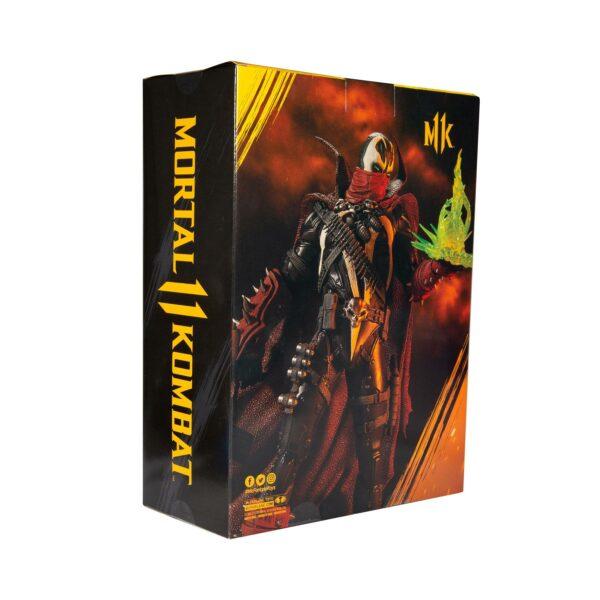 COMMANDO SPAWN FIGURINE MORTAL KOMBAT McFARLANE TOYS 30 CM 787926110524 kingdom-figurine.fr (8)