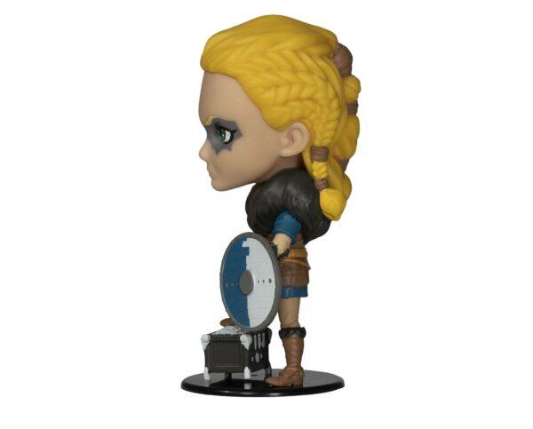 EIVOR FEMALE FIGURINE CHIBI ASSASSIN'S CREED VALHALLA UBISOFT HEROES COLLECTION 10 CM 3307216154198 kingdom-figurine.fr (3)