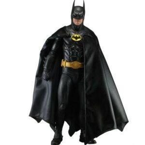 BATMAN MICHAEL KEATON FIGURINE 1-4 BATMAN 1989 NECA 45 CM 634482612415 kingdom-figurine.fr