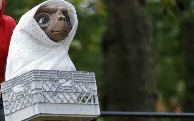 E.T. , l'extra-terrestre aura 40 ans en 2022 !